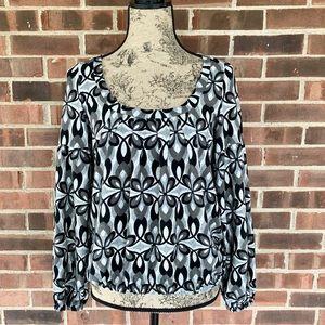Like new Funky People long sleeve blouse